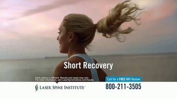 Laser Spine Institute TV Spot, 'Jerry is Back to Living a Pain-Free Life' - Thumbnail 6