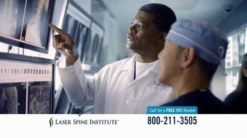 Laser Spine Institute TV Spot, 'Jerry is Back to Living a Pain-Free Life' - Thumbnail 7