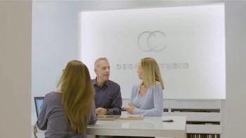 California Closets Shades of White Savings Event TV Spot, 'Light Finishes'
