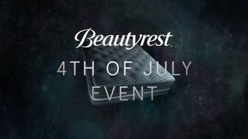 Beautyrest 4th of July Event TV Spot, 'Free Box Spring' - Thumbnail 2