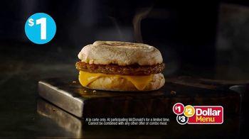 McDonald's $1 $2 $3 Dollar Menu TV Spot, 'Plenty of Time' - Thumbnail 8