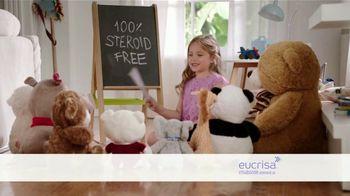Eucrisa TV Spot, 'Happy Camper'
