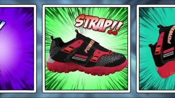 SKECHERS Power Strap TV Spot, 'Saves the Day'