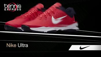 Tennis Express TV Spot, 'Nike Shoe Selection' - Thumbnail 4