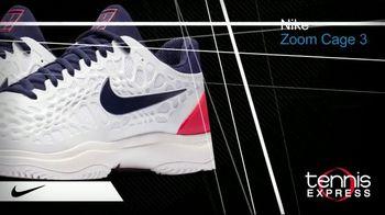 Tennis Express TV Spot, 'Nike Shoe Selection' - Thumbnail 5
