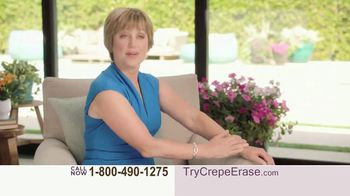 Crepe Erase TV Spot, 'Not 19 Anymore' Featuring Dorothy Hamill - Thumbnail 3