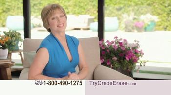 Crepe Erase TV Spot, 'Not 19 Anymore' Featuring Dorothy Hamill