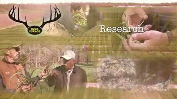 Buck Forage TV Spot, 'Research and Results' - Thumbnail 1