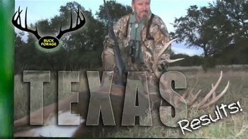 Buck Forage TV Spot, 'Research and Results' - Thumbnail 4