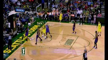 WNBA TV Spot, 'Watch Me Work: Do Everything' Feat. Breanna Stewart - Thumbnail 5