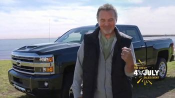 Chevrolet 4th of July Sales Event TV Spot, 'For the First Time' - Thumbnail 7