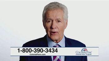 Colonial Penn TV Spot, 'True or False' Featuring Alex Trebek - Thumbnail 9