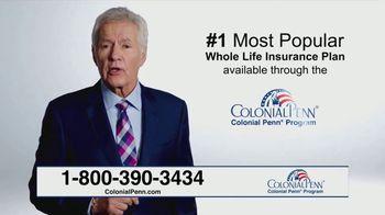 Colonial Penn TV Spot, 'True or False' Featuring Alex Trebek - Thumbnail 4