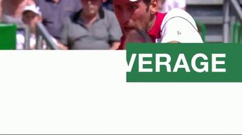 Tennis Channel Plus TV Spot, 'International ATP Masters 1000' - Thumbnail 4