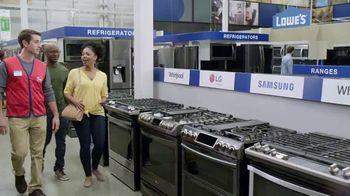 Lowe's 4th of July Savings TV Spot, 'The Moment: Appliances' - Thumbnail 5