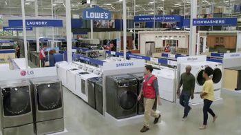 Lowe's 4th of July Savings TV Spot, 'The Moment: Appliances' - Thumbnail 6