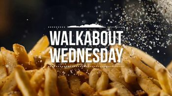 Outback Steakhouse Walkabout Wednesday TV Spot, 'For Steak and Beer'