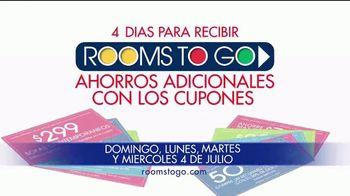Rooms to Go TV Spot, 'Cupones de ahorro' [Spanish] - Thumbnail 10