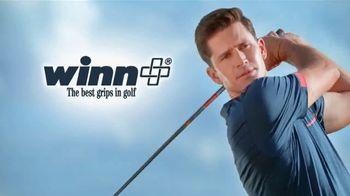 Winn Golf TV Spot, 'Re-Grip With Winn' - Thumbnail 9