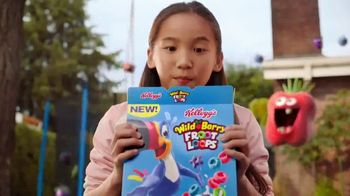 Wild Berry Froot Loops TV Spot, 'Berry-licious Surprise' - Thumbnail 5