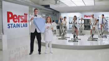 Persil ProClean 2in1 Odor Fighter TV Spot, 'Working Hard' Ft. Peter Hermann