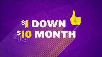 Planet Fitness No Commitment Sale TV Spot, 'Summer Time' - Thumbnail 3