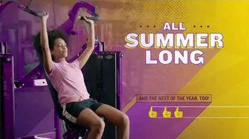 Planet Fitness No Commitment Sale TV Spot, 'Summer Time' - Thumbnail 4