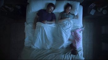 Havertys Independence Day Mattress Sale TV Spot, 'Crowded Bed' - Thumbnail 1