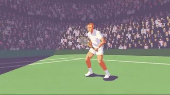 Wimbledon TV Spot, 'In Pursuit of Greatness: Take On History' - Thumbnail 5