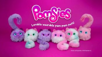 Pomsies TV Spot, 'Wear Anywhere' - Thumbnail 10
