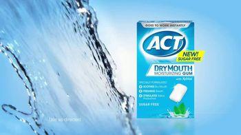 ACT DryMouth Moisturizing Gum TV Spot, 'Discover' - Thumbnail 4