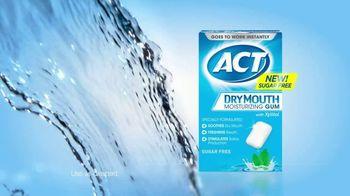 ACT DryMouth Moisturizing Gum TV Spot, 'Discover' - Thumbnail 5