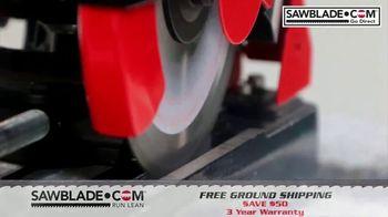 SawBlade.com Trajan Q700 TV Spot, 'Compact Cutting Machine' - Thumbnail 8