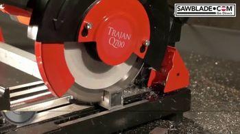 SawBlade.com Trajan Q700 TV Spot, 'Compact Cutting Machine' - Thumbnail 3