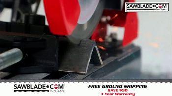 SawBlade.com Trajan Q700 TV Spot, 'Compact Cutting Machine' - Thumbnail 7