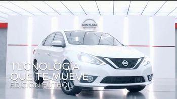 2018 Nissan Sentra TV Spot, 'Edición fútbol' con Manuel Sol [Spanish] [T1]