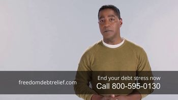 Freedom Debt Relief TV Spot, 'Debt Free in Months' - Thumbnail 5
