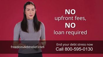 Freedom Debt Relief TV Spot, 'Debt Free in Months' - Thumbnail 8