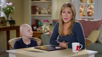 St. Jude Children's Research Hospital TV Spot, 'Help Kids Fight Cancer This Holiday' Featuring Jennifer Aniston - Thumbnail 2