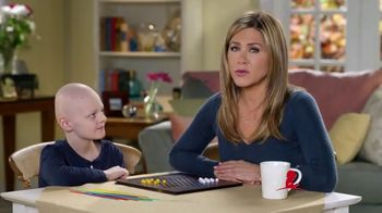 St. Jude Children's Research Hospital TV Spot, 'Help Kids Fight Cancer This Holiday' Featuring Jennifer Aniston - Thumbnail 4