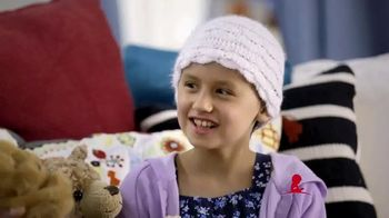 St. Jude Children's Research Hospital TV Spot, 'Teddy Tea Party' Featuring Michael Strahan - Thumbnail 1