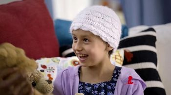 St. Jude Children's Research Hospital TV Spot, 'Teddy Tea Party' Featuring Michael Strahan - Thumbnail 2