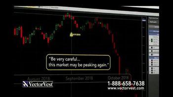 VectorVest TV Spot, '2018 Market Crash'