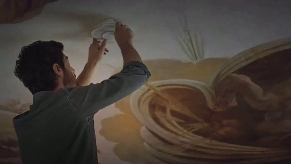 First Alert Onelink TV Commercial, 'Safe & Sound, It's a Ceiling  Renaissance' - Video