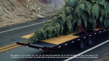 Ford Built for the Holidays Sales Event TV Spot, 'Bring the Tree' [T1] - Thumbnail 8