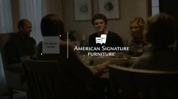 American Signature Furniture Black Friday Sale TV Spot, 'Free Delivery and Special Financing' - Thumbnail 1