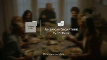 American Signature Furniture Black Friday Sale TV Spot, 'Free Delivery and Special Financing' - Thumbnail 10