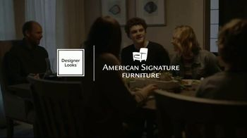 American Signature Furniture Black Friday Sale TV Spot, 'Free Delivery and Special Financing' - Thumbnail 2