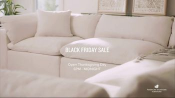 American Signature Furniture Black Friday Sale TV Spot, 'Free Delivery and Special Financing' - Thumbnail 4
