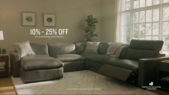 American Signature Furniture Black Friday Sale TV Spot, 'Free Delivery and Special Financing' - Thumbnail 5